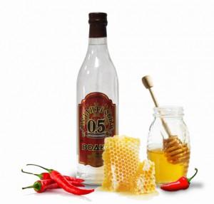 мед и перец