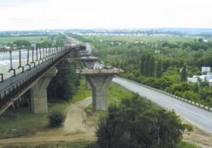 мост гуселка