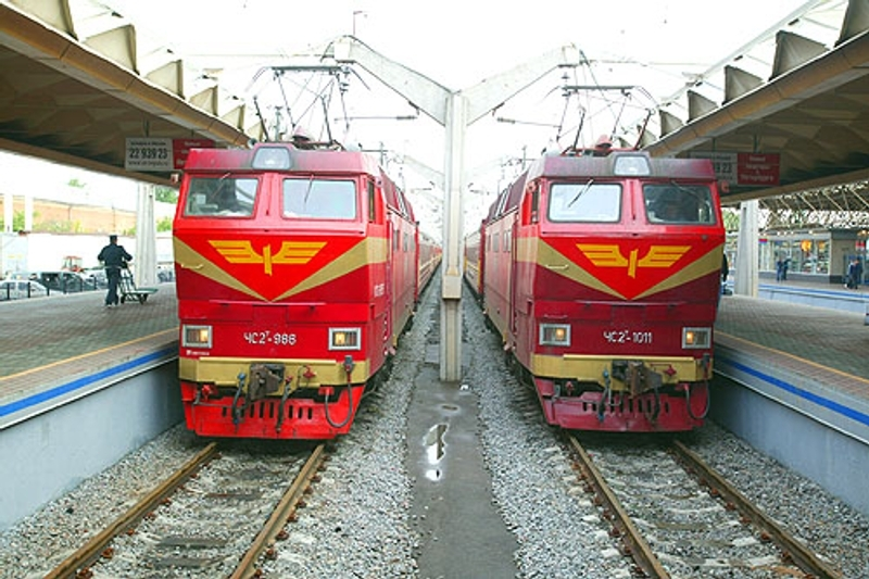 локомотив 22