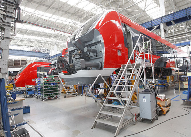 Bombardier Transportation Hennigsdorf