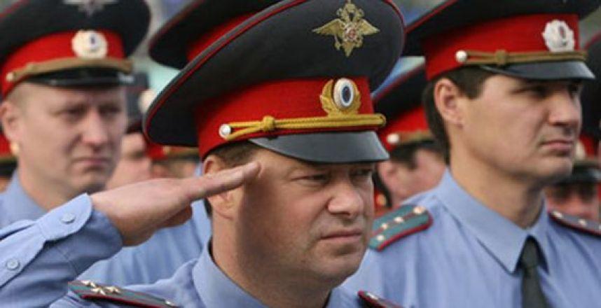 российские полицейские фото