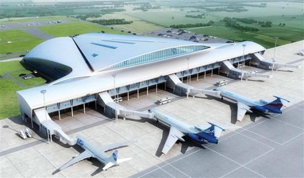 Новый саратовский аэропорт возведет компания, оскандалившаяся с аэропортом Калининграда