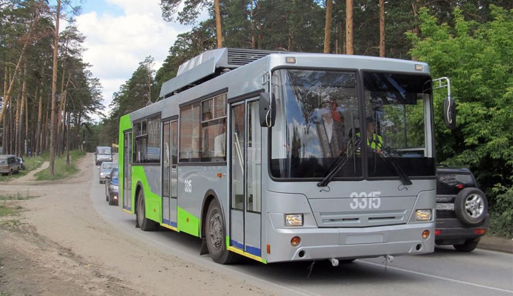 В Москву из Энгельса отправятся 12 троллейбусов АО «Тролза» с автономным ходом