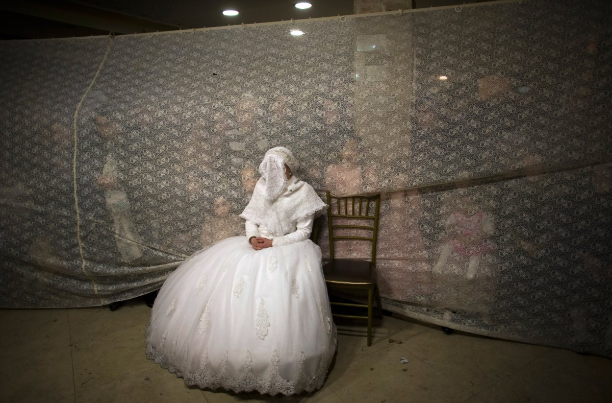 Что у невест под юбками 20 фотография