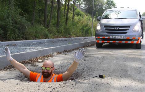 Куда обратится по улутщению безопасности дорог