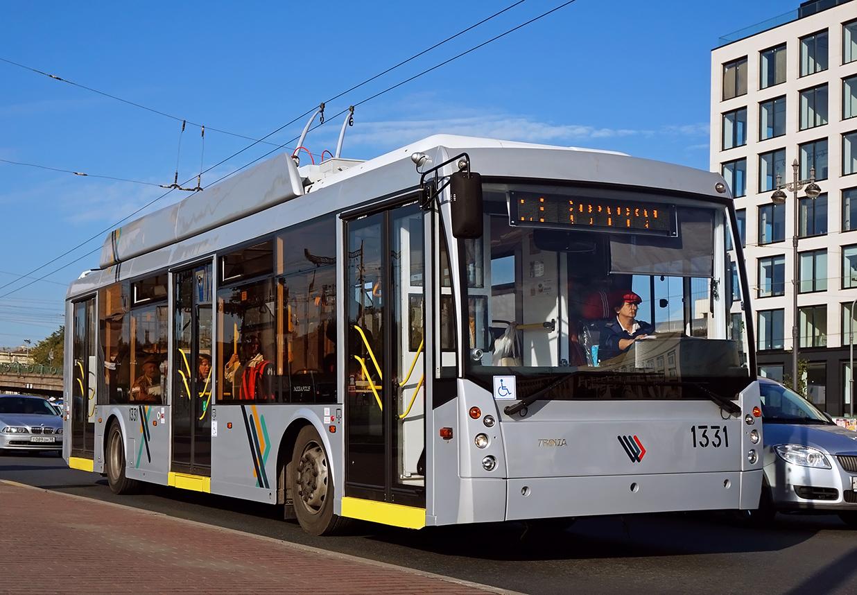 «Тролза» хочет собирать по35 троллейбусов вмесяц