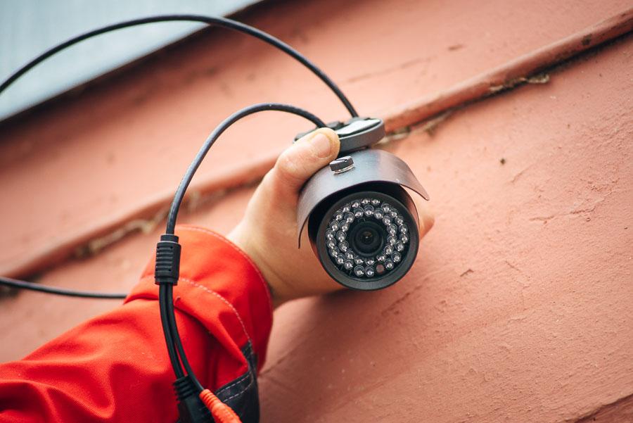 Видеокамеры «Ростелекома» будут следить за порядком в новом саратовском жилкомплексе