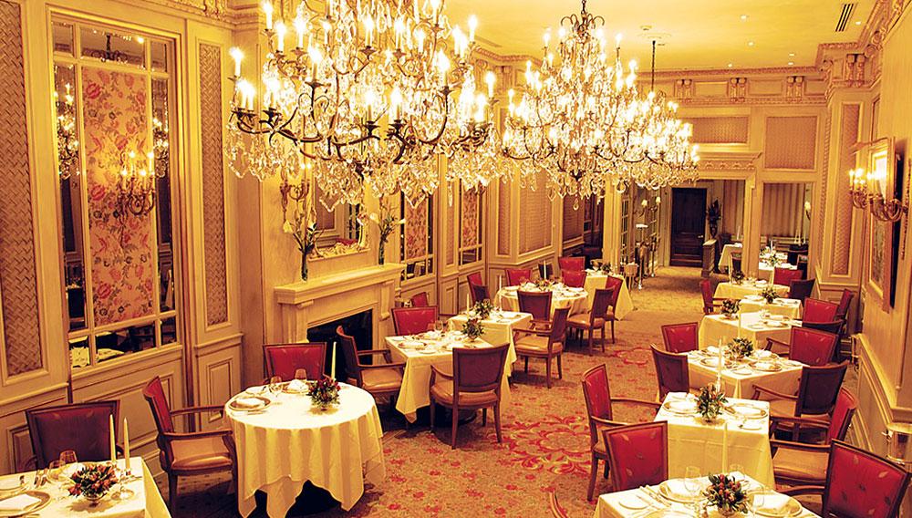 топ самых дорогих ресторанов ещё такие