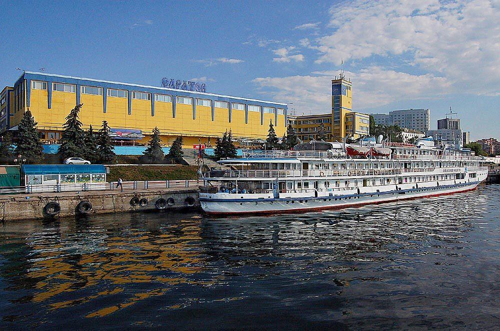 Приплыли: саратовский речной вокзал пустят с молотка по частям