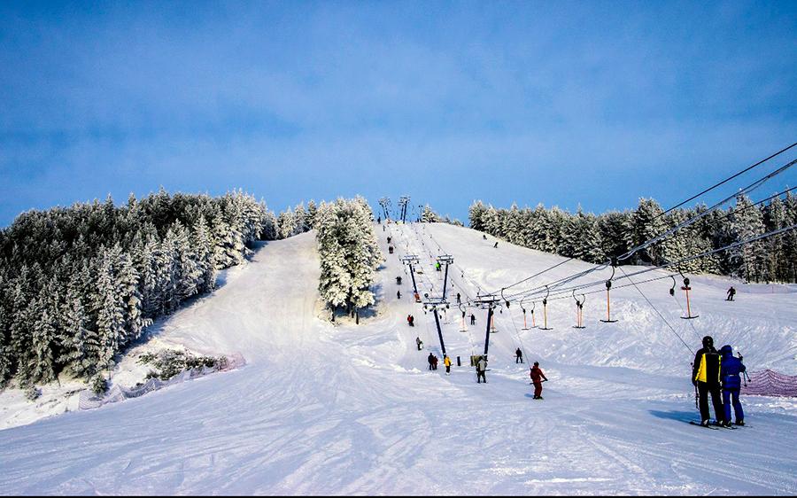 На горных лыжах – в «десятку»: горнолыжный курорт «Хвалынский» вошел в ТОП-10 самых быстроразвивающихся