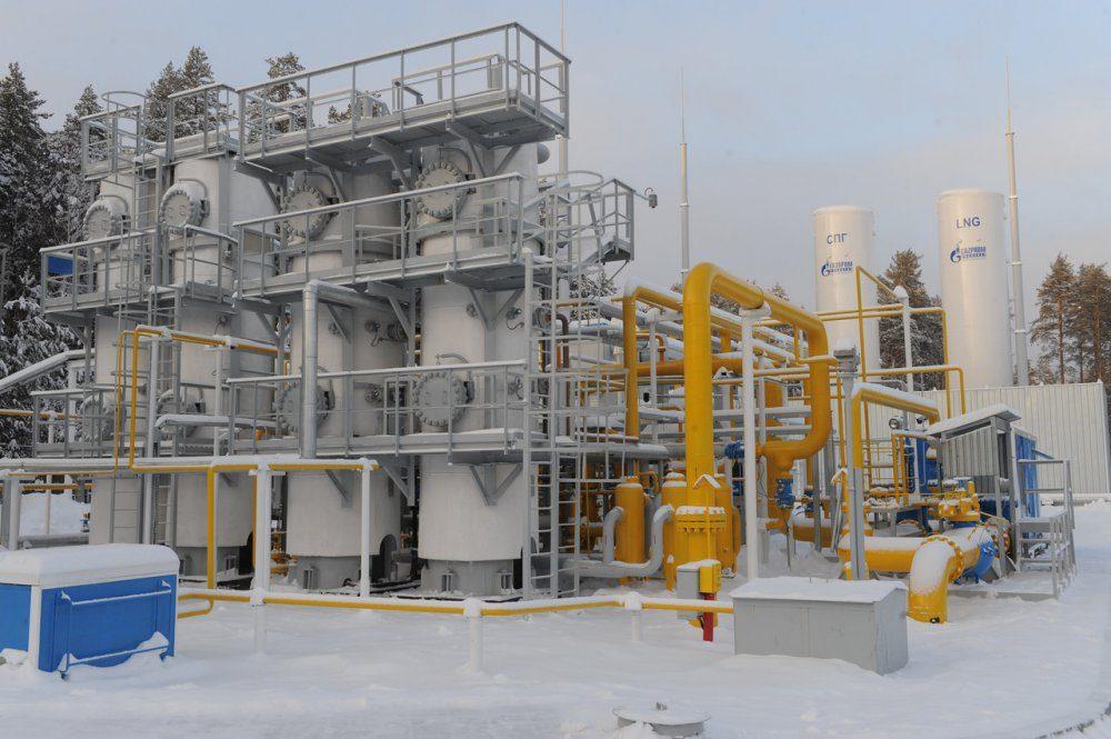 Завод сжиженного газа во Владивостоке построят к 2017 году