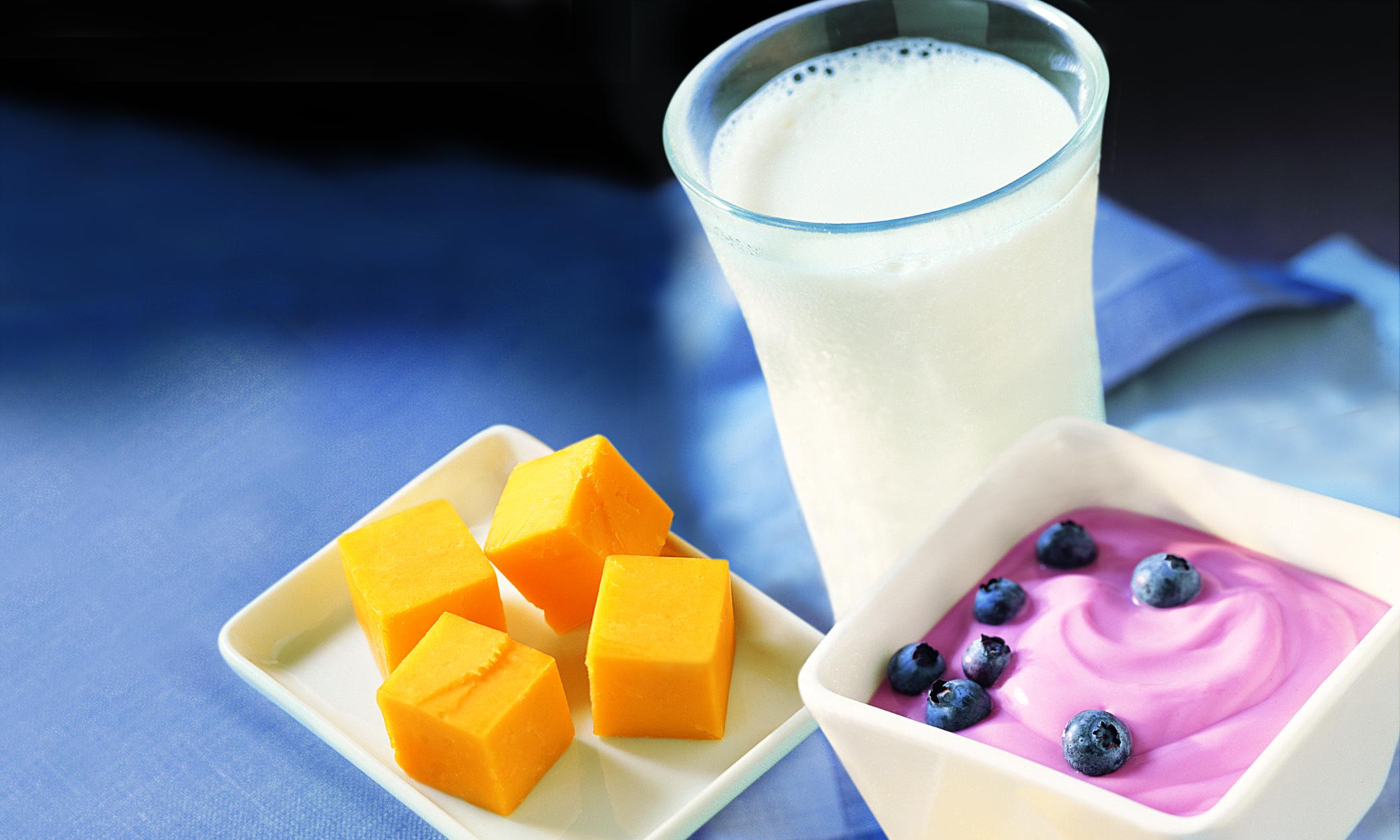 ВОренбургской области увеличился уровень потребления молока