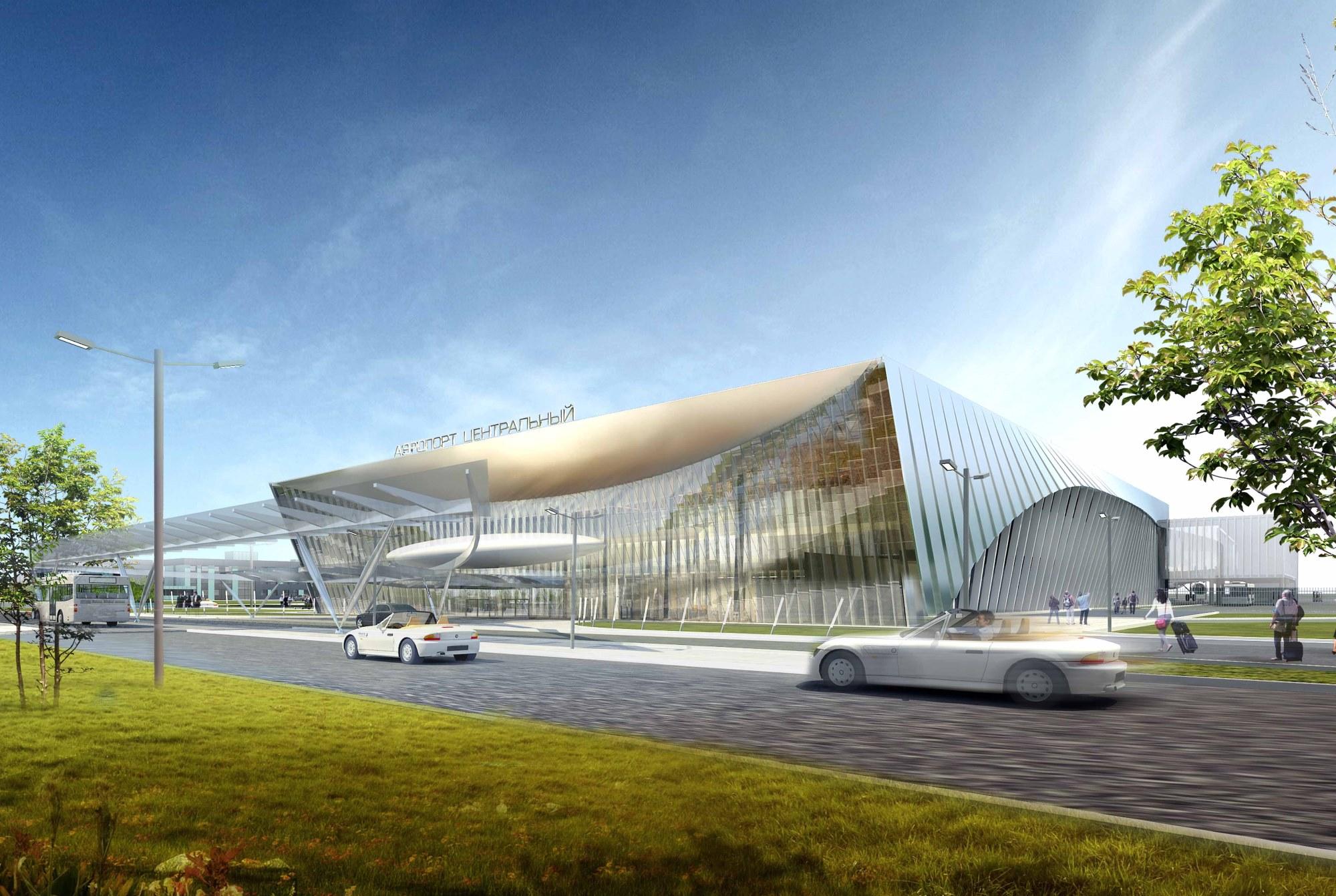 Для возведения нового аэропорта вСаратове выбран инженерный клиент