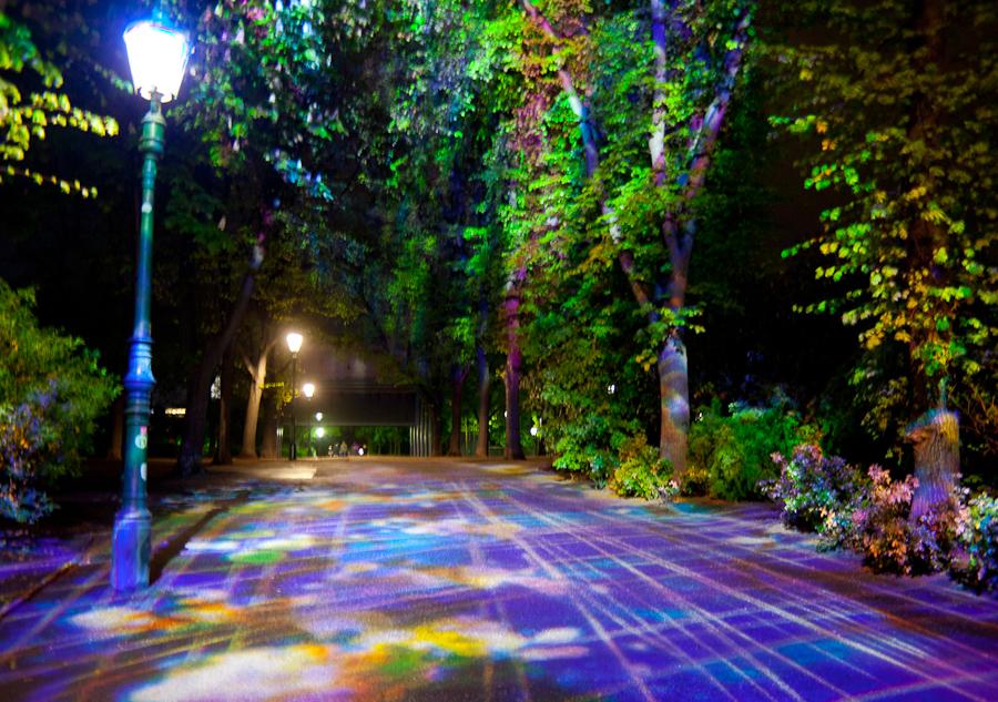 «Облкоммунэнерго» установит в саратовских парках красивые и комфортные светильники