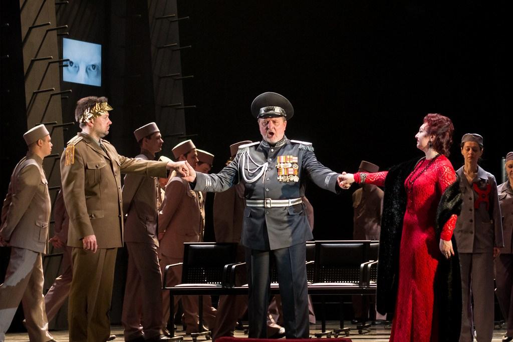 Столичные критики: новая саратовская постановка «Аиды» украсит любую европейскую сцену