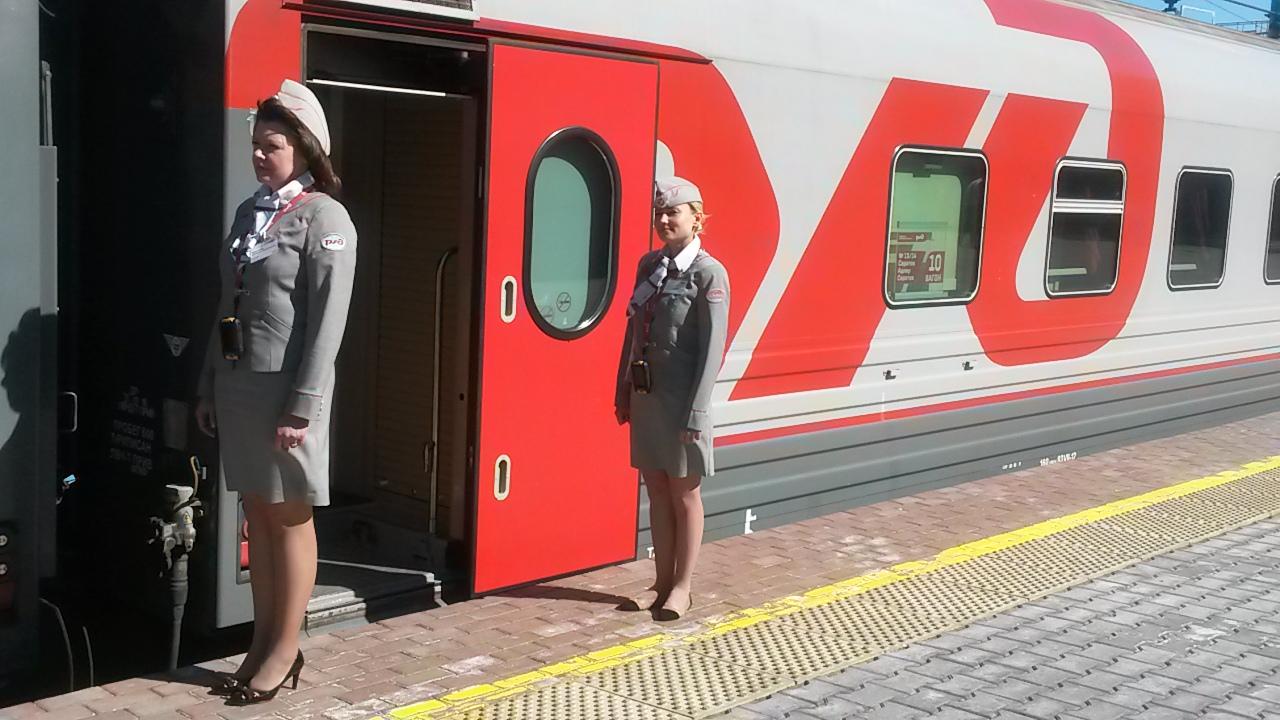 Волгоград иАстрахань поделят 15 новых вагонов от«РЖД»