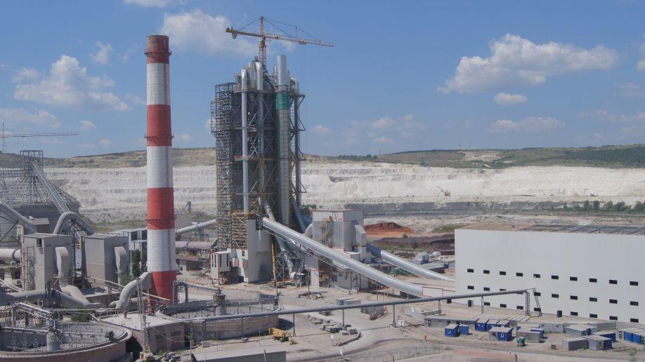 LafargeHolcim вконце года откроет новейшую линию цементного завода вВольске