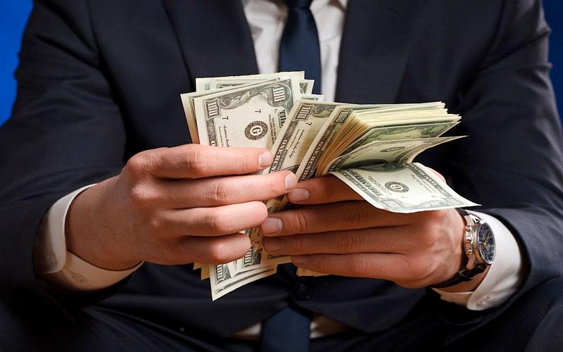 Доходы самых богатых красноярцев составляют 540 тыс. руб. вмесяц