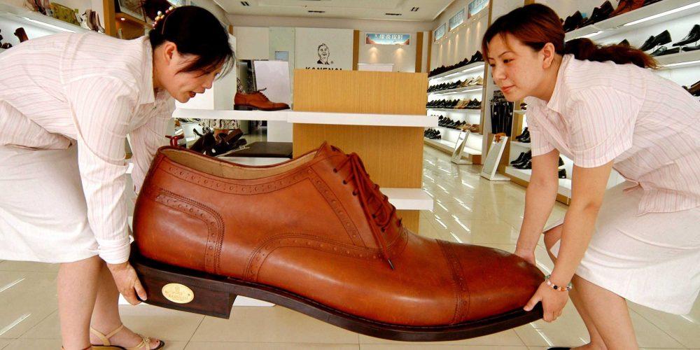 Производителей обуви Совет Федерации оценил выше среднего