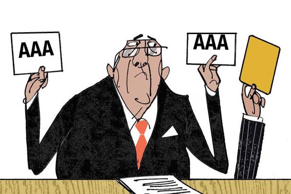 Пензенская область дождалась кредитного рейтинга, у Саратовской – все еще впереди