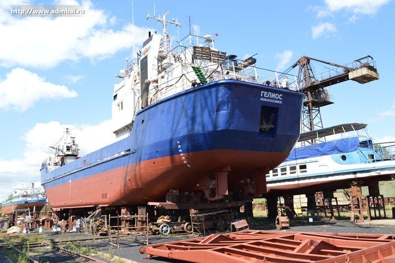 Глава саратовского минпрома: планы по выпуску скоростных судов в Балаково вполне достижимы