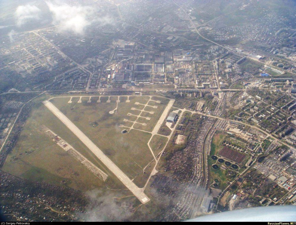 Гражданин Персов инициировал перепланировку купленных им земель Саратовского авиазавода