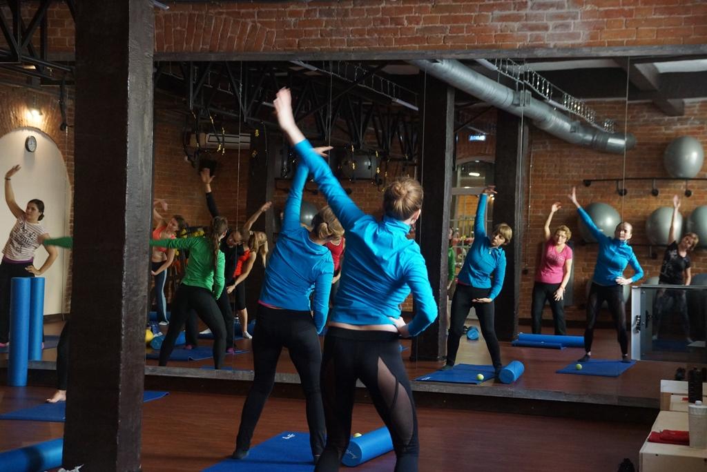 В Саратове открылся первый фитнес-клуб в стиле лофт