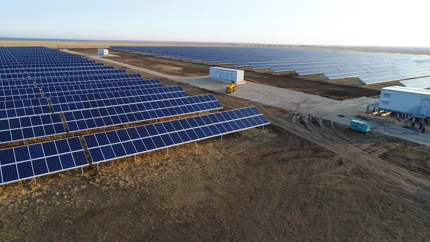 Саратовская область получила вторую солнечную электростанцию и выходит в лидеры «зеленой энергетики»