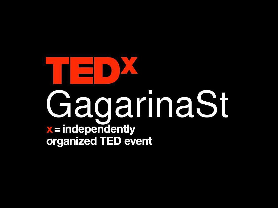TEDx GagarinaSt