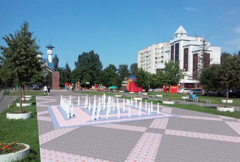 Между памятником и фонтаном: энгельсские проекты благоустройства отличаются скромностью