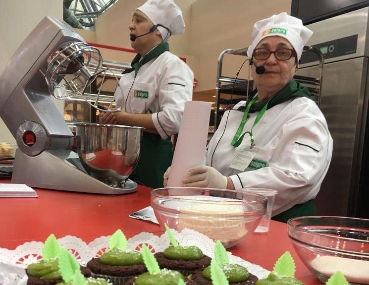 Холдинг «Солнечные продукты» провел для пекарей мастер-классы по работе с новыми натуральными маргаринами
