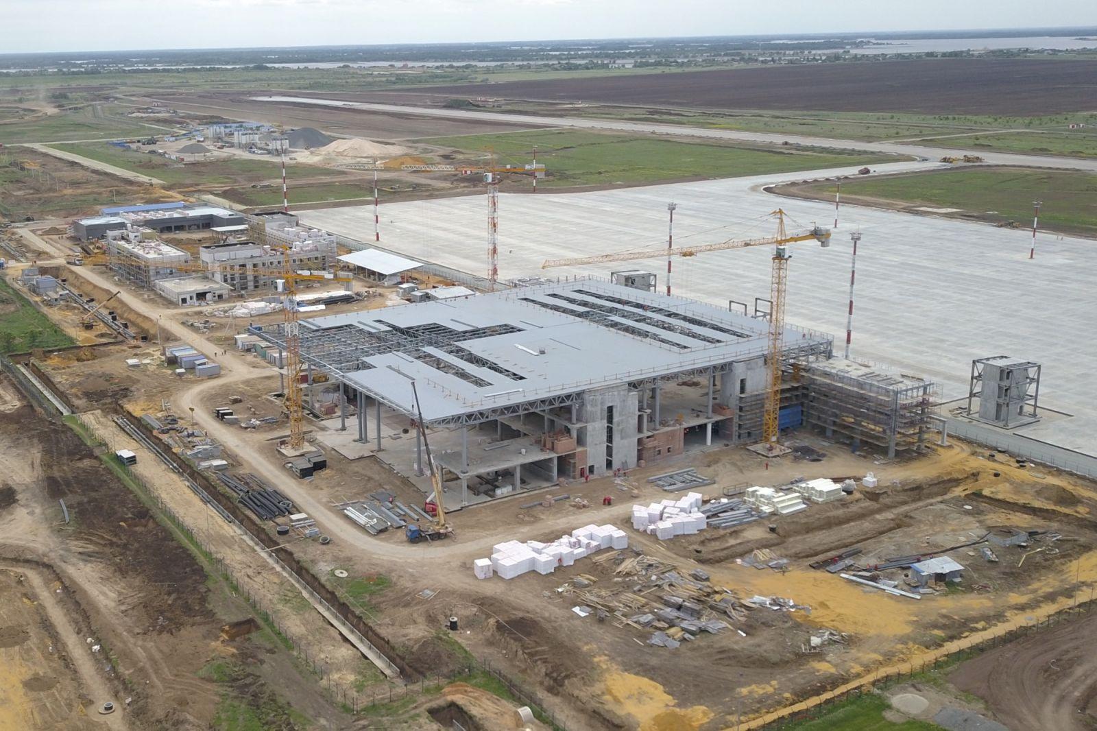 строительство аэропортов