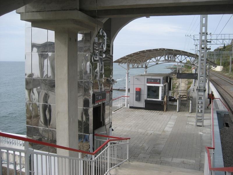 Станция Мацеста 4