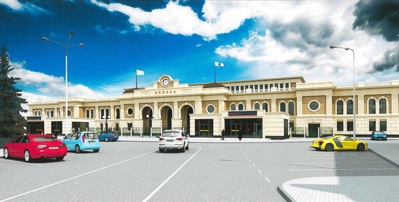 Реконструкция саратовского вокзала: градсовет посчитал меры безопасности неэстетичными