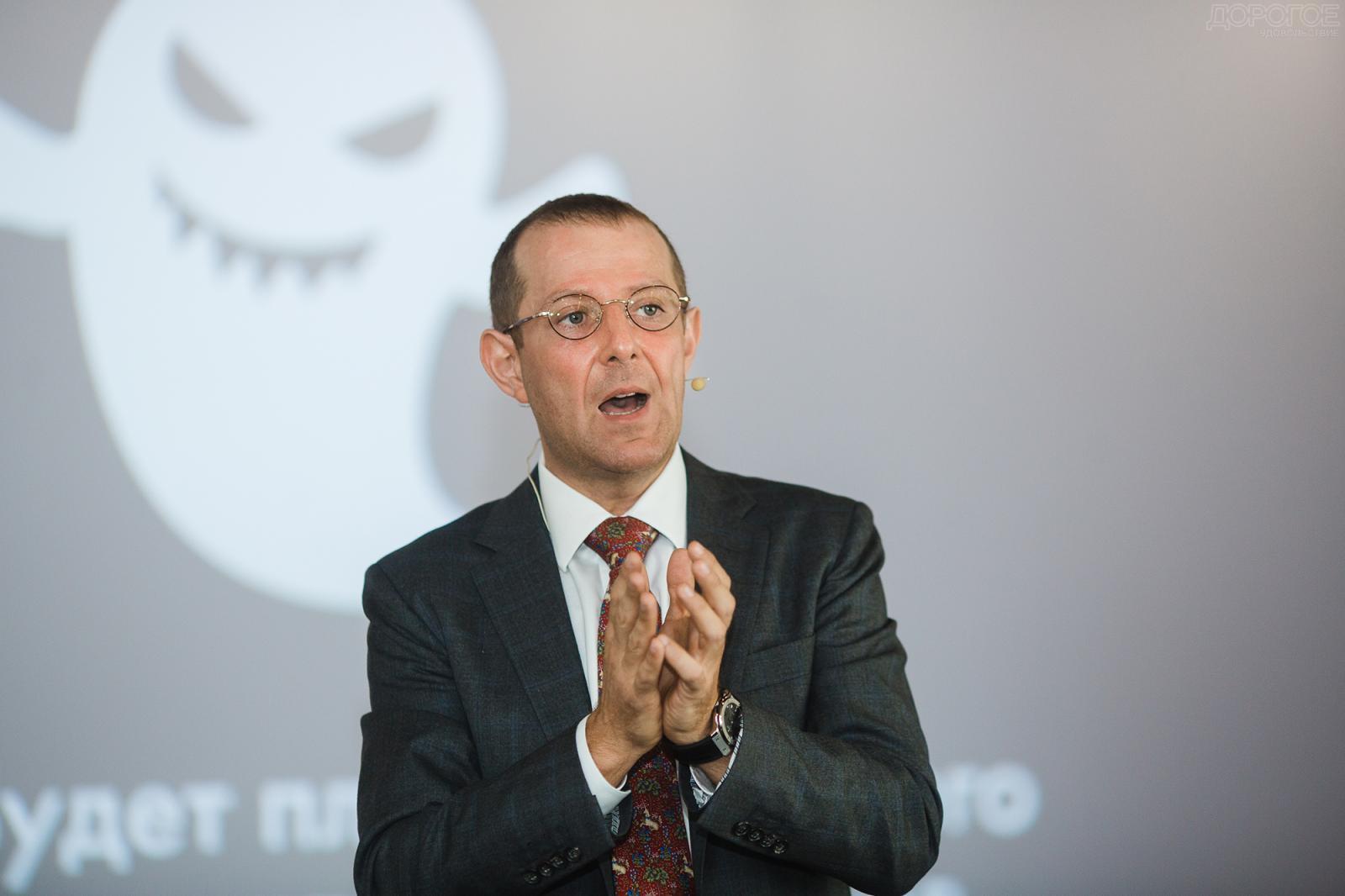Консультант «Газпром нефти» и Сбербанка научит саратовцев вести успешные переговоры с монстрами
