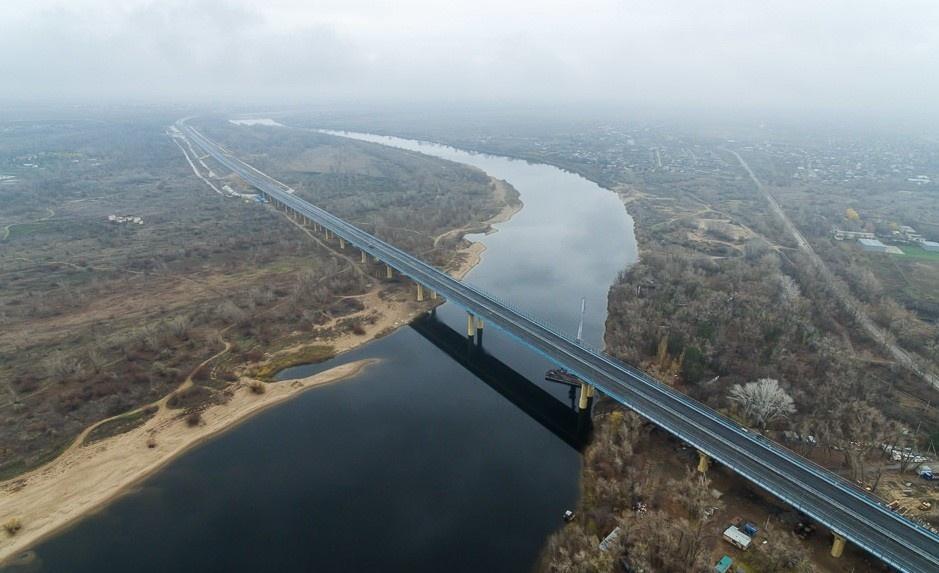 мост ахтуба