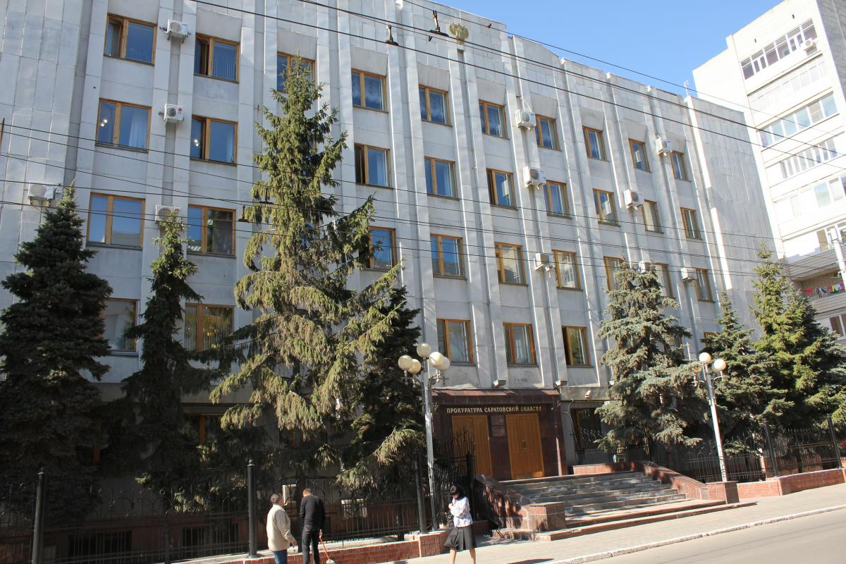С видом на облпрокуратуру: группа ЖБК-3 размежевала участок в центре Саратова