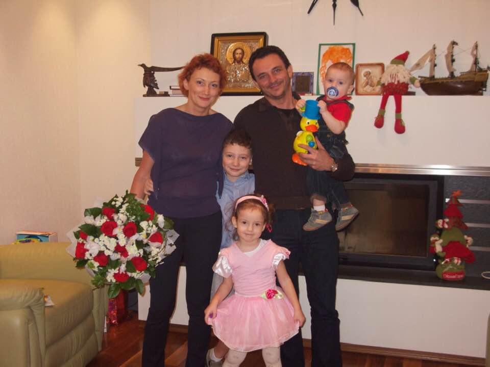 семья фомина