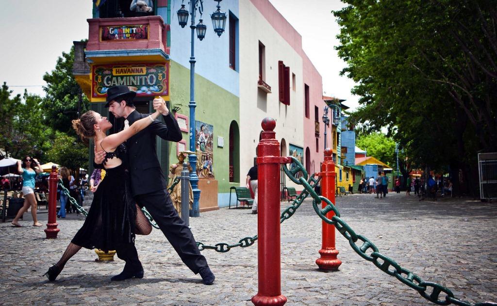 Buenos-Aires-Tango