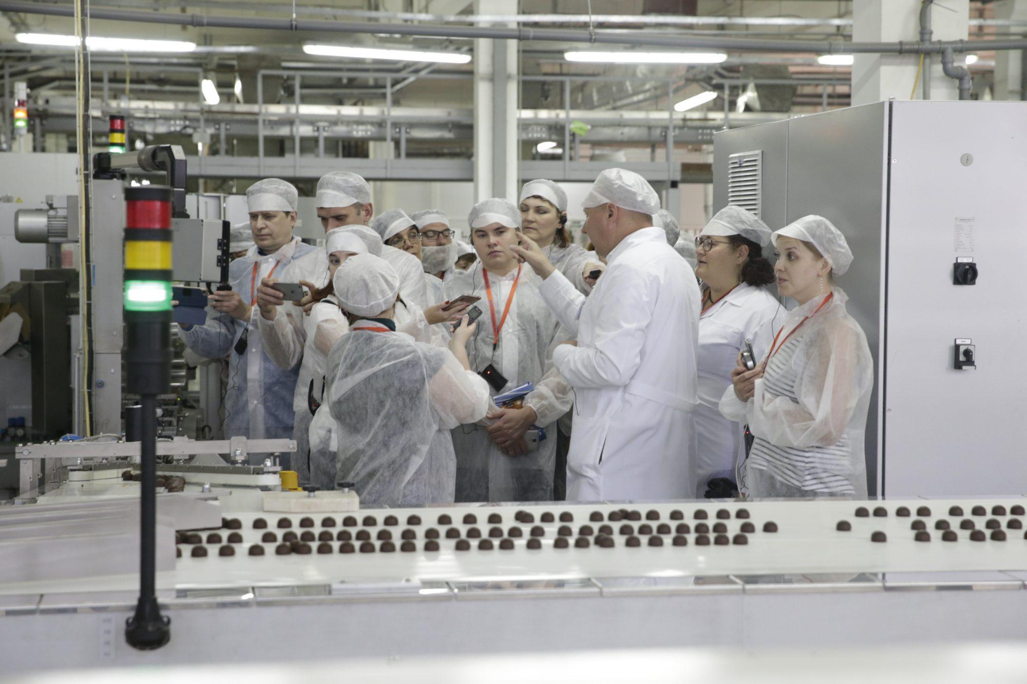 Съешь конфетку: холдинг «Эссен Продакшн» расширяет кондитерское производство в Татарстане