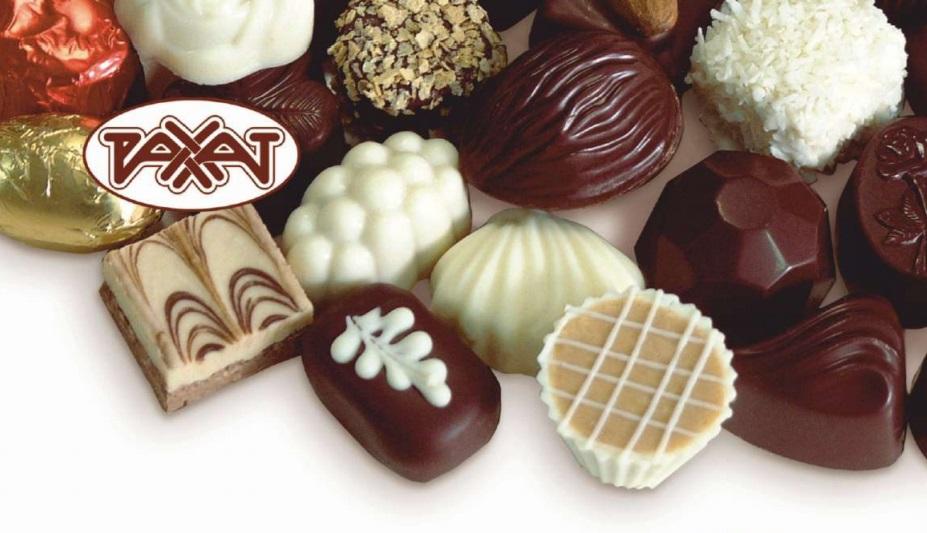 конфеты рахат