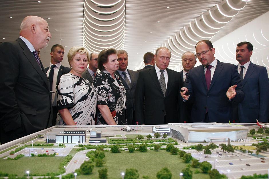 Фонд «Петербургская политика»: Самара заманила к себе «ЭкоНиву», Татарстан — китайцев, а Саратов — Путина