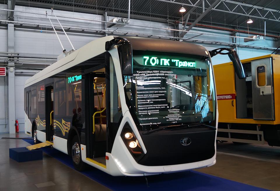 ПК «Транспортные системы»: в Энгельсе у нас пока остаются все этапы сборки троллейбусов