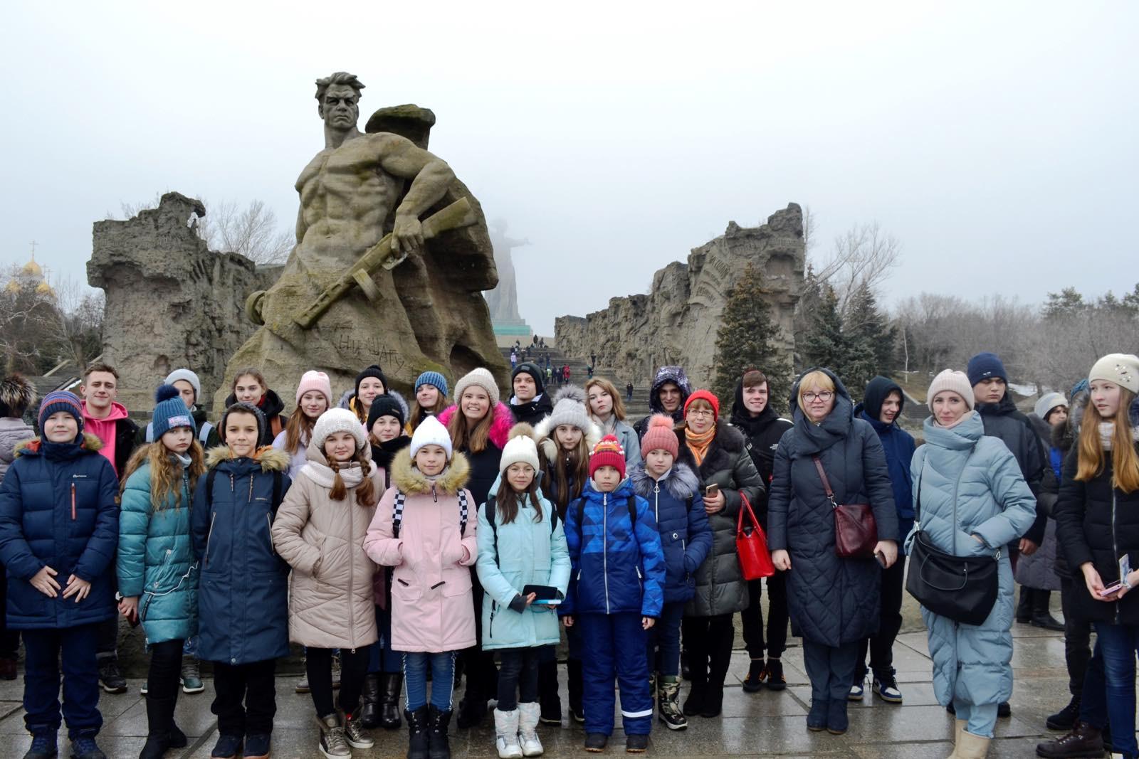 тур выходного дня в Волгоград