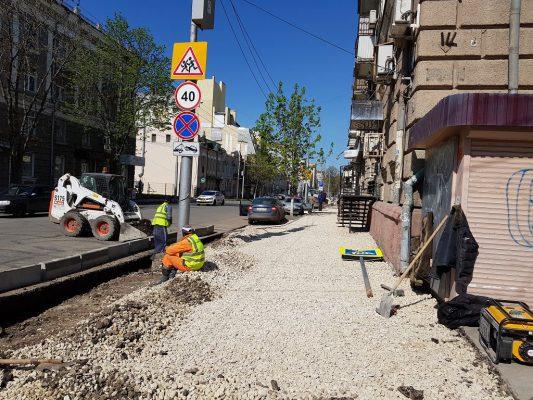Ремонт тротуаров: подарок Вячеслава Володина Саратову потребовал от нищего горбюджета 100 млн софинансирования