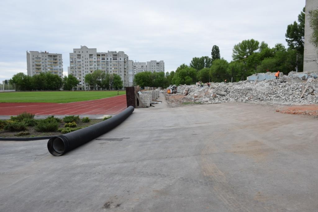 Фальстарт: реконструкцию стадиона «Волга» в Саратове тормознули сразу тремя жалобами
