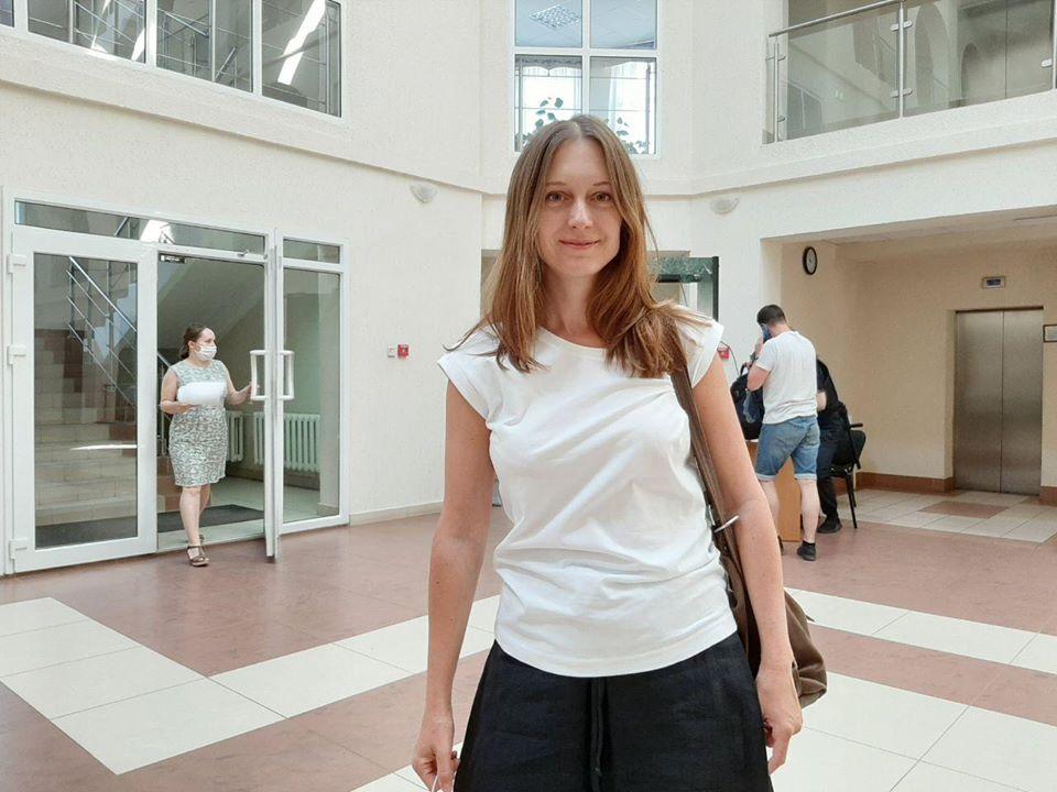 Я журналист, за это меня и судят: уехавшую из Саратова в Псков Светлану Прокопьеву хотят посадить на 6 лет за статью