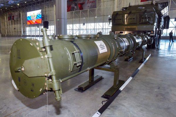 Bloomberg: Россия и НАТО померяются боеголовками