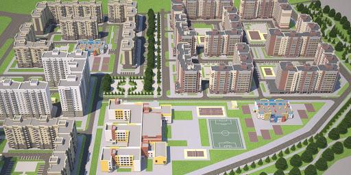 В Саратове уплотняют «Городские просторы»:  микрорайон теряет озеленение, площадь и поликлиники