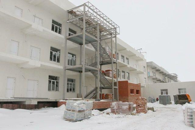 Гафановичи подхватили инфекцию: компания «Лесстр» выиграла тендер на строительство новой саратовской больницы